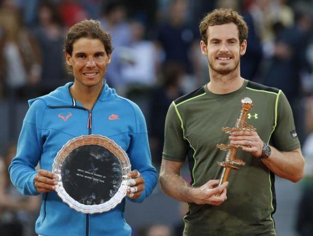 Murray se coronó en Madrid