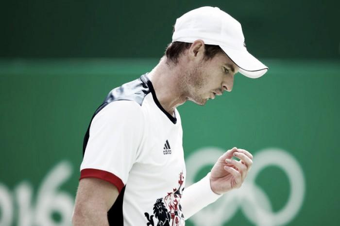 Murray supera otro drama