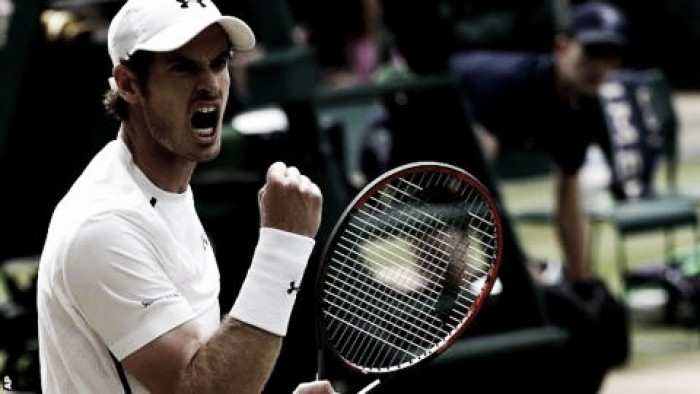 Wimbledon 2016: Murray fends off Tsonga to win five set epic