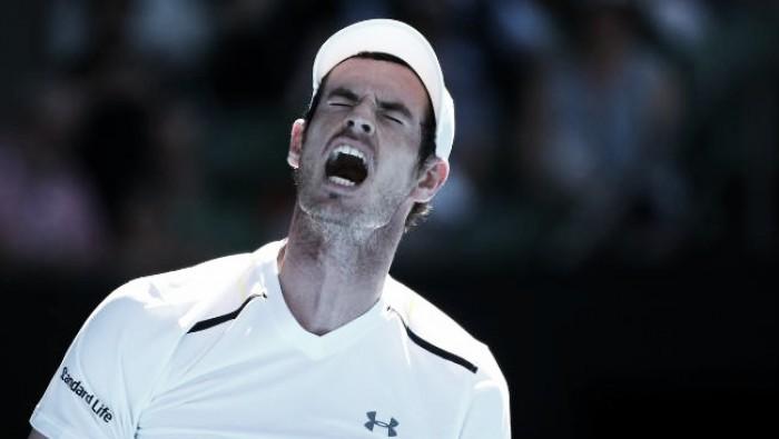 Murray não vai ao Open da Austrália