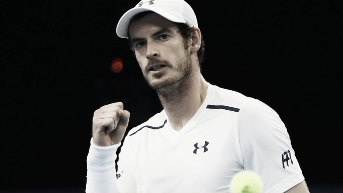 Murray bate Ferrer em sets diretos e é finalista do ATP 500 de Pequim