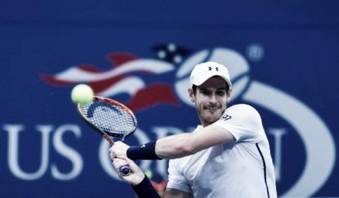 Em três horas, Andy Murray derrota Lorenzi e vai às oitavas no US Open