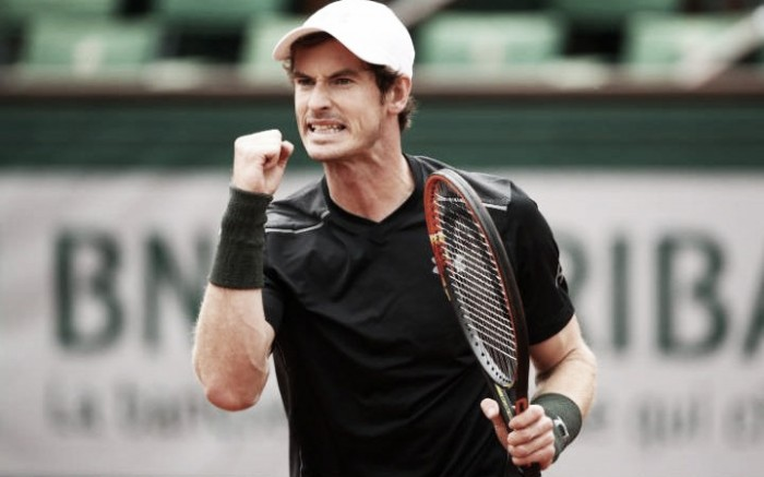 French Open 2016: Muguruza impresses again as Murray finds form