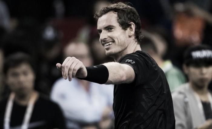 Andy Murray vence Bautista Agut em sets diretos e é tricampeão do Masters 1000 de Xangai