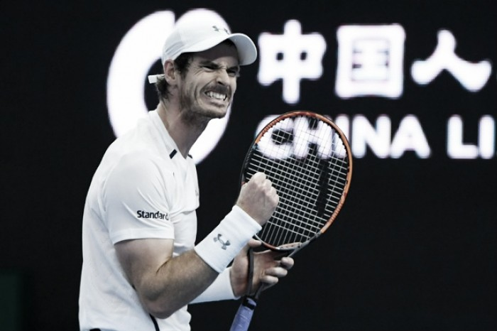 Murray supera Edmund e vai à semifinal do ATP 500 de Pequim