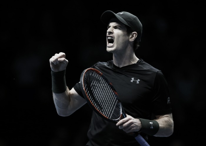 ATP Finals: Murray derrota Wawrinka e encara Raonic nas semis; Nishikori desafia Djokovic