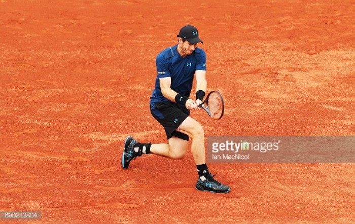 Refusal to clasp hands creates French Open flap
