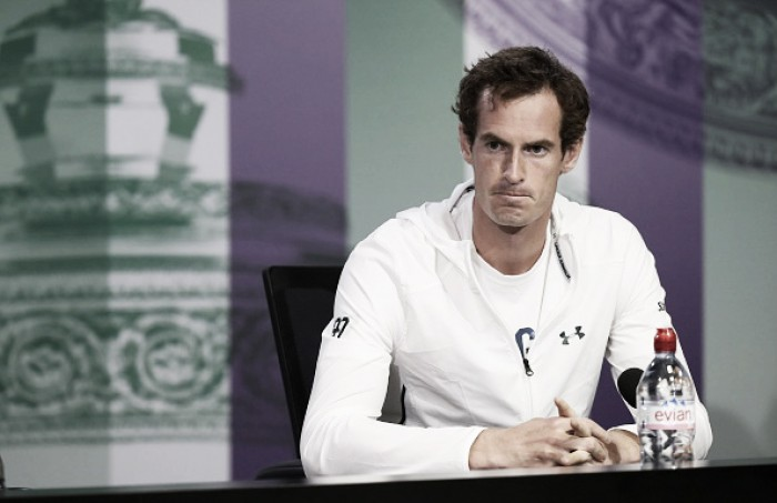 "Andy Murray: ""I've had hip problems since I was young"""