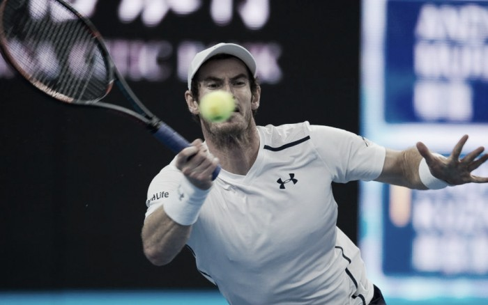 Murray arrasa Kuznetsov e enfrenta Edmund no ATP 500 de Pequim