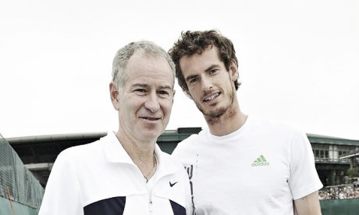 John McEnroe explains why he did not coach Andy Murray