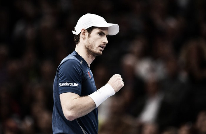 ATP Race to London weekly update: Field set, Andy Murray takes over number one