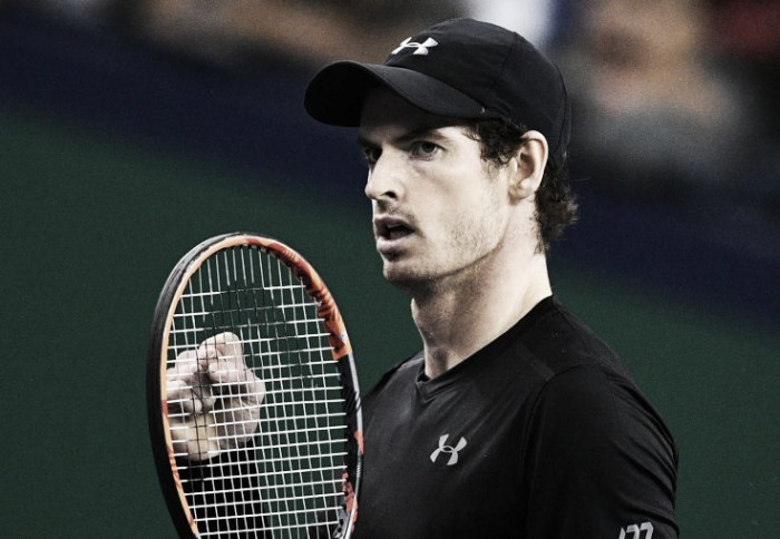 Murray bate Simon e encara Bautista Agut na final do Masters 1000 de Xangai