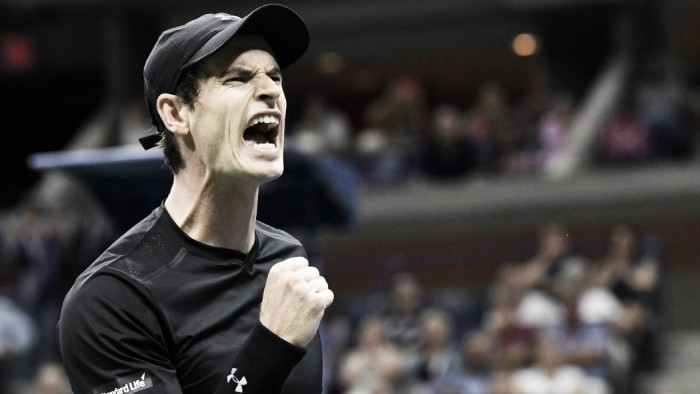 US Open 2016: Murray storms past Dimitrov to reach the last eight