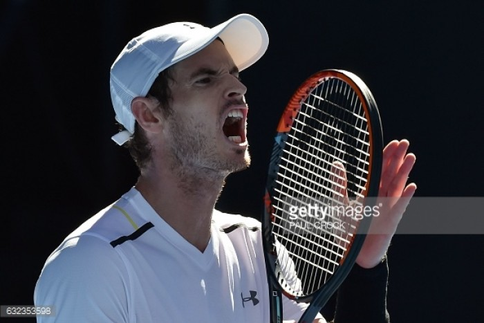 Australian Open 2017: Murray stunned by Mischa Zverev as the world number one crashes out