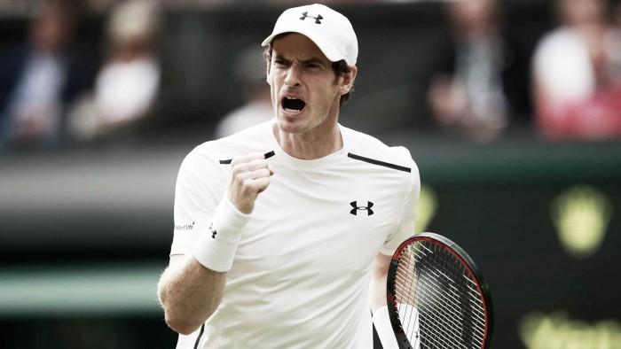 Wimbledon: Murray finalista