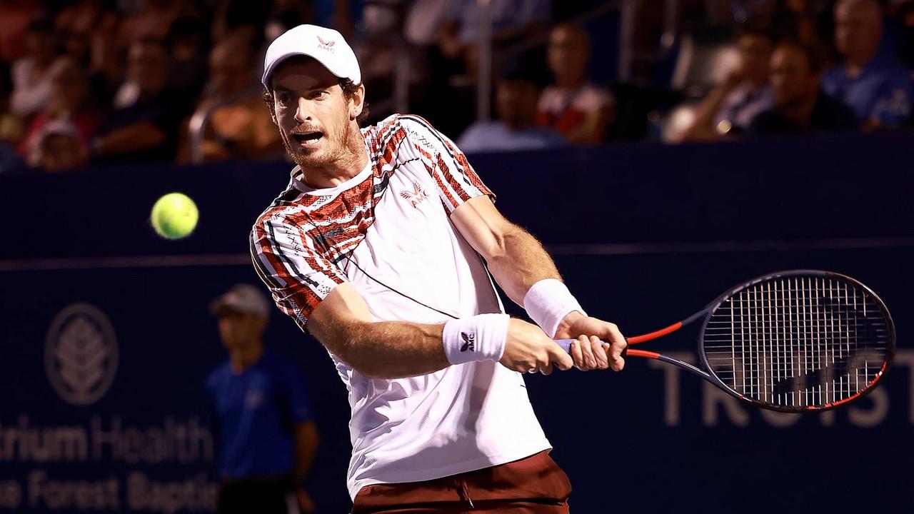 ATP Winston-Salem Day 1 wrapup: Murray, Simon headline opening day winners