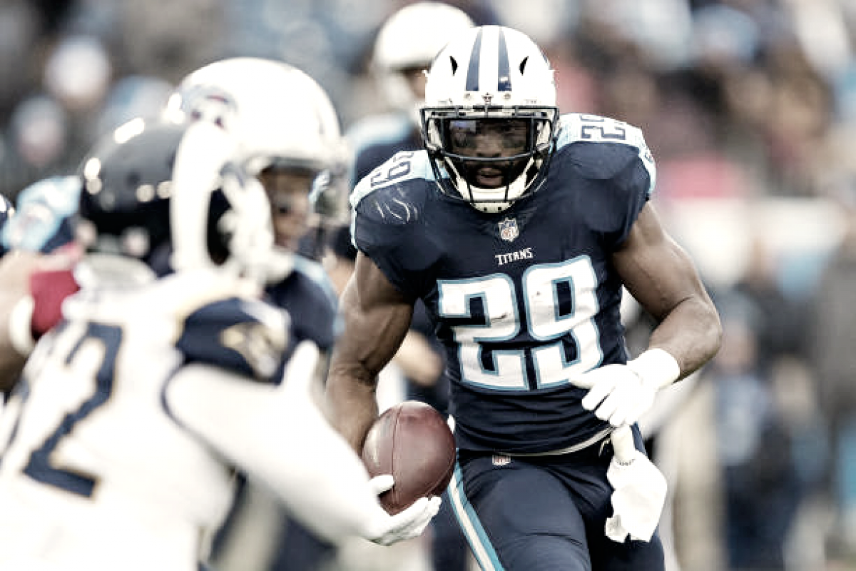 Tennessee Titans dispensa RB DeMarco Murray