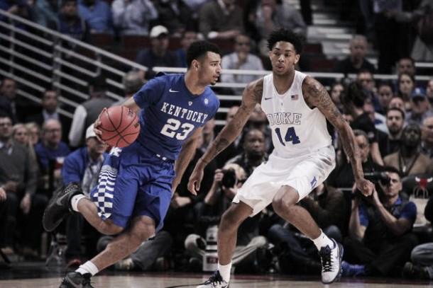 NCAA, Ulis e Murray fanno i fenomeni: Kentucky batte Duke 74-63