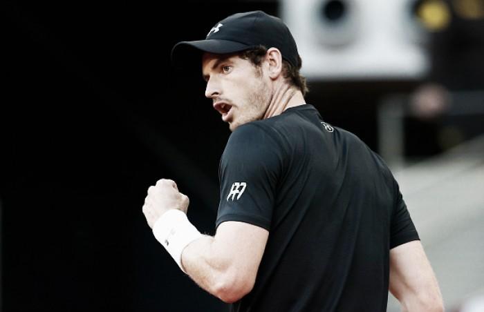 Andy Murray supera Stepanek em três sets e avança no Masters 1000 de Madri