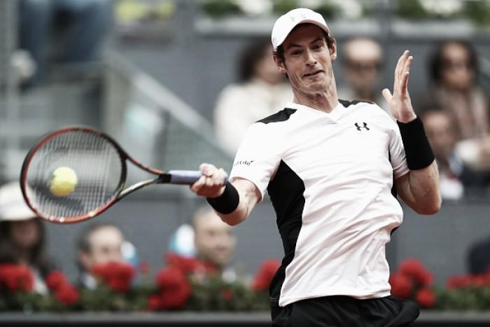 Andy Murray bate Rafael Nadal e é finalista do Masters 1000 de Madri