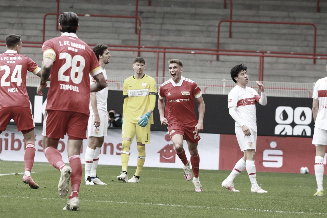 Union Berlin vence Stuttgart e segue surpreendendo na Bundesliga
