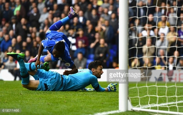 Tottenham Hotspur 1-1 Leicester City: Musa equaliser frustrates Spurs