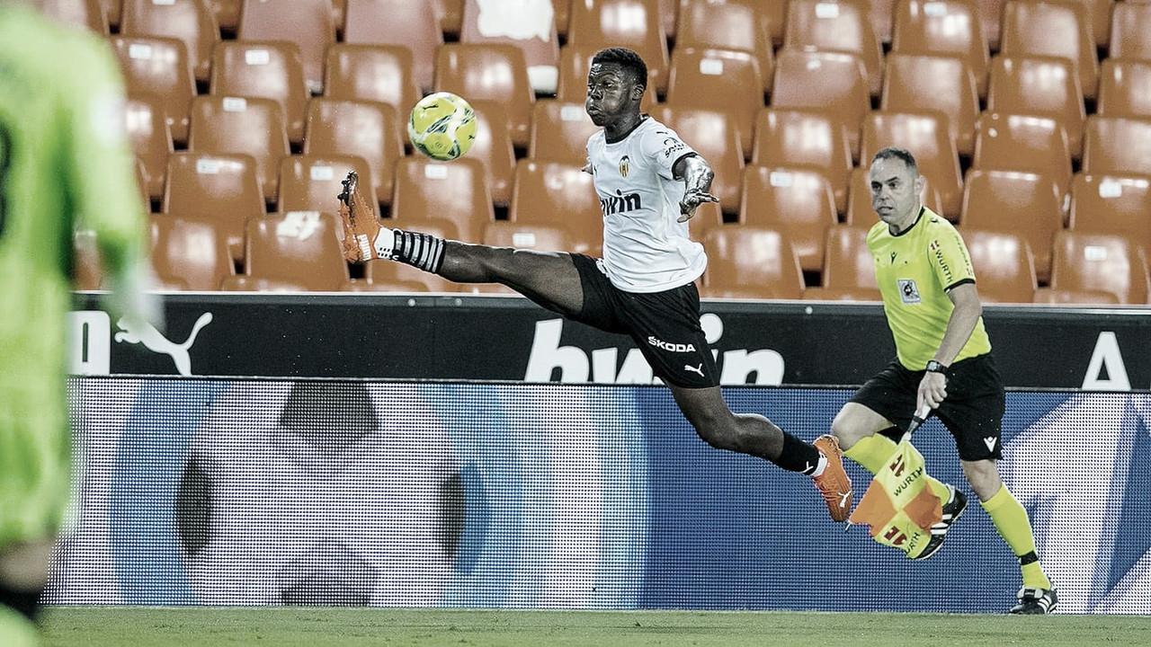 Yunus Musah ya bate récords con el Valencia