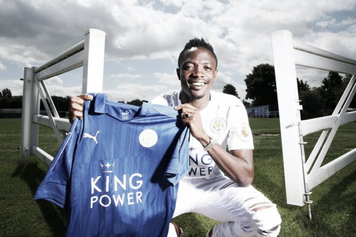 Leicester conclude record-breaking Musa deal