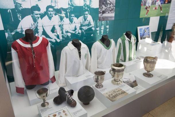 El Museo del Deporte recibe con los brazos abiertos la exposición permanente del Racing