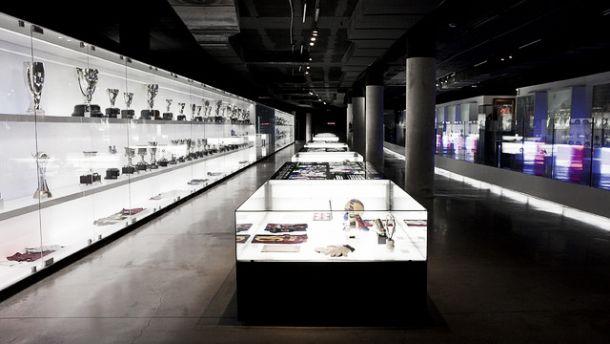 Museu do Barça obtém recorde de faturamento após triplete
