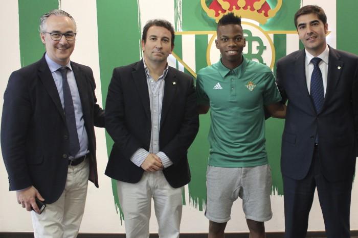 Charly Musonda regresa al Villamarín
