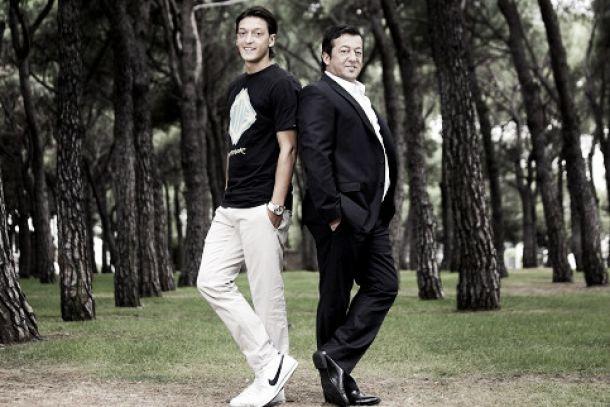El Real Madrid desmiente rotundamente las declaraciones del padre de Özil