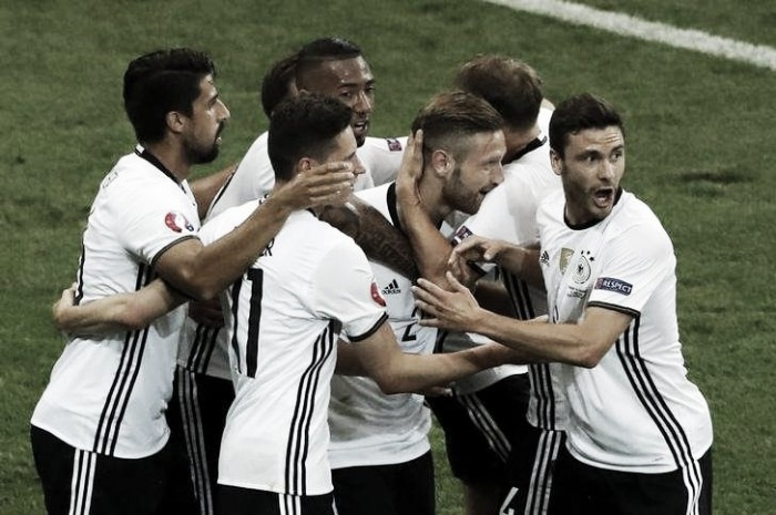 Germany vs Poland: How do the Germans set up to claim their second win of Euro 2016?