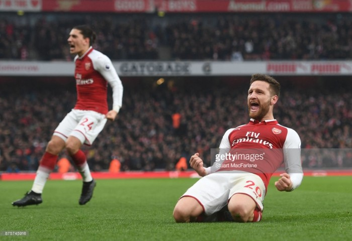 Opinion: How Shkodran Mustafi has transformed into an old fashioned, rugged and excellent defender
