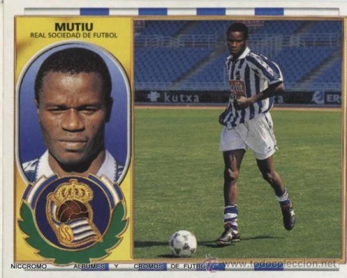 ¿Qué fue de...? Mutiu Adepoju