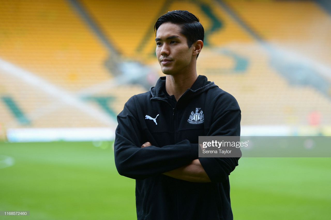 Muto slams Bruce's tactics against Norwich
