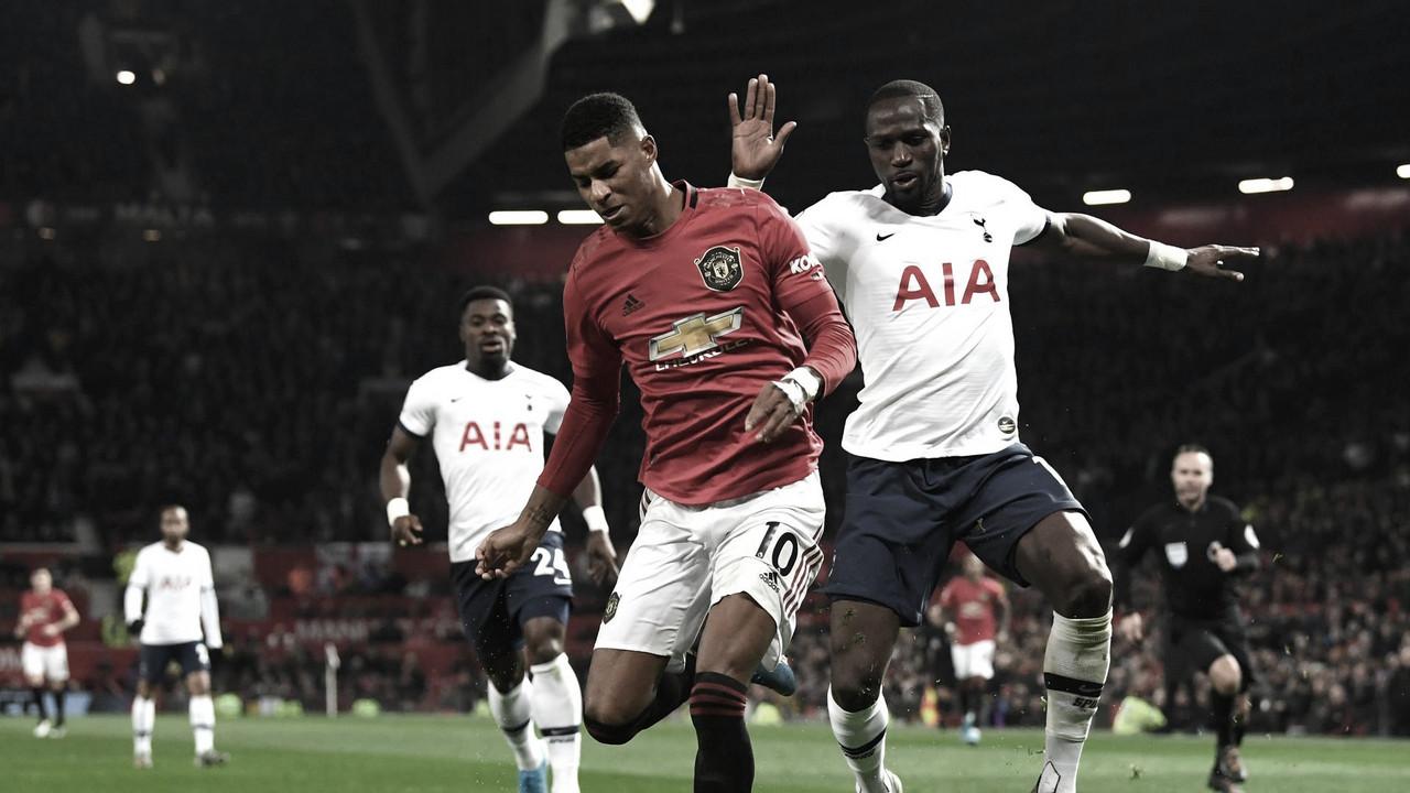 Em briga direta pela Champions, Tottenham e Manchester United voltam à ação na Premier League