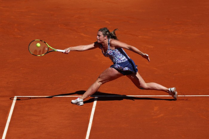 WTA Roma - Knapp fuori all'esordio
