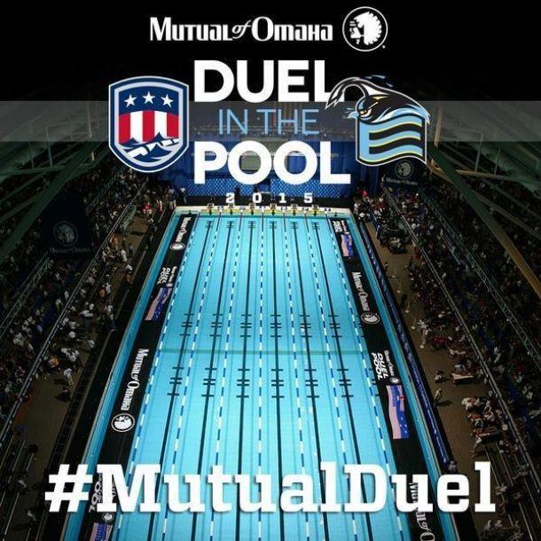 Duel in the Pool 2015: Phelps y Ledecky caen de la convocatoria americana