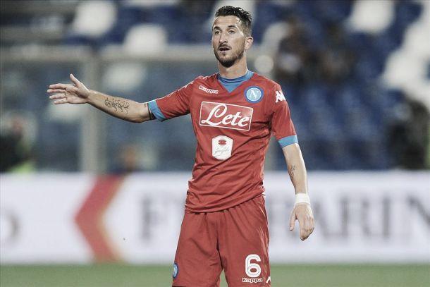 """Parla Valdifiori: """"Con Jorginho è sana rivalità. Nazionale? Penso al Napoli"""""""