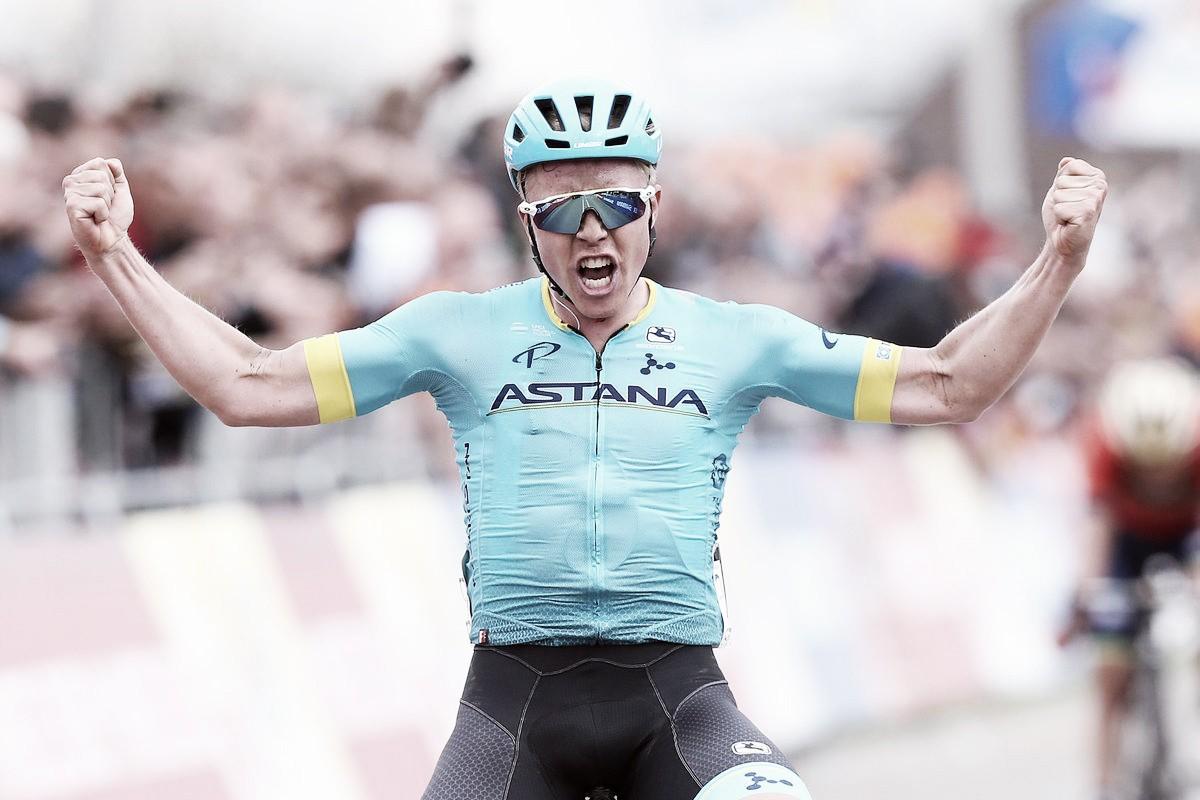 Amstel Gold Race, spunto vincente di Michael Valgren
