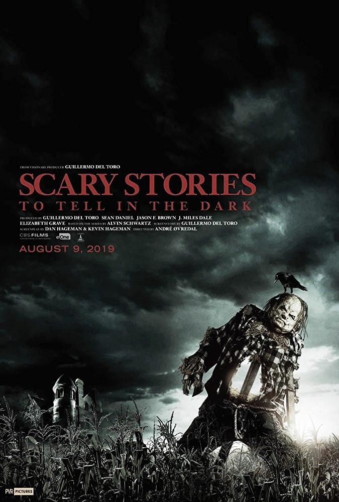 Crítica de: Historias de Miedo para contar en la Obscuridad (Scary Stories to tell in the Dark)