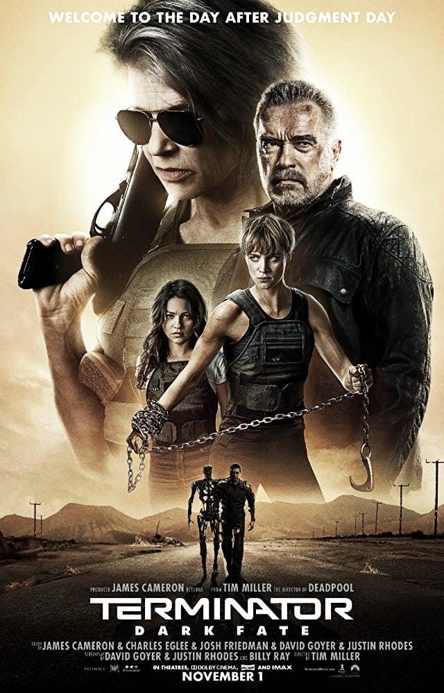 La sexta entrega en el universo del Exterminador del Futuro, Crítica de Terminator: Destino Oscuro