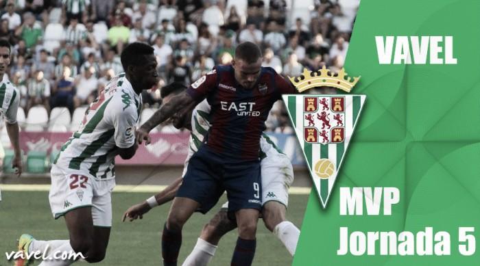 Bijimine, MVP del Córdoba CF ante el Levante para los lectores de VAVEL