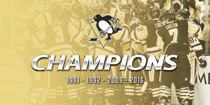 Pittsburgh se corona campeón de la Stanley Cup por cuarta vez en su historia