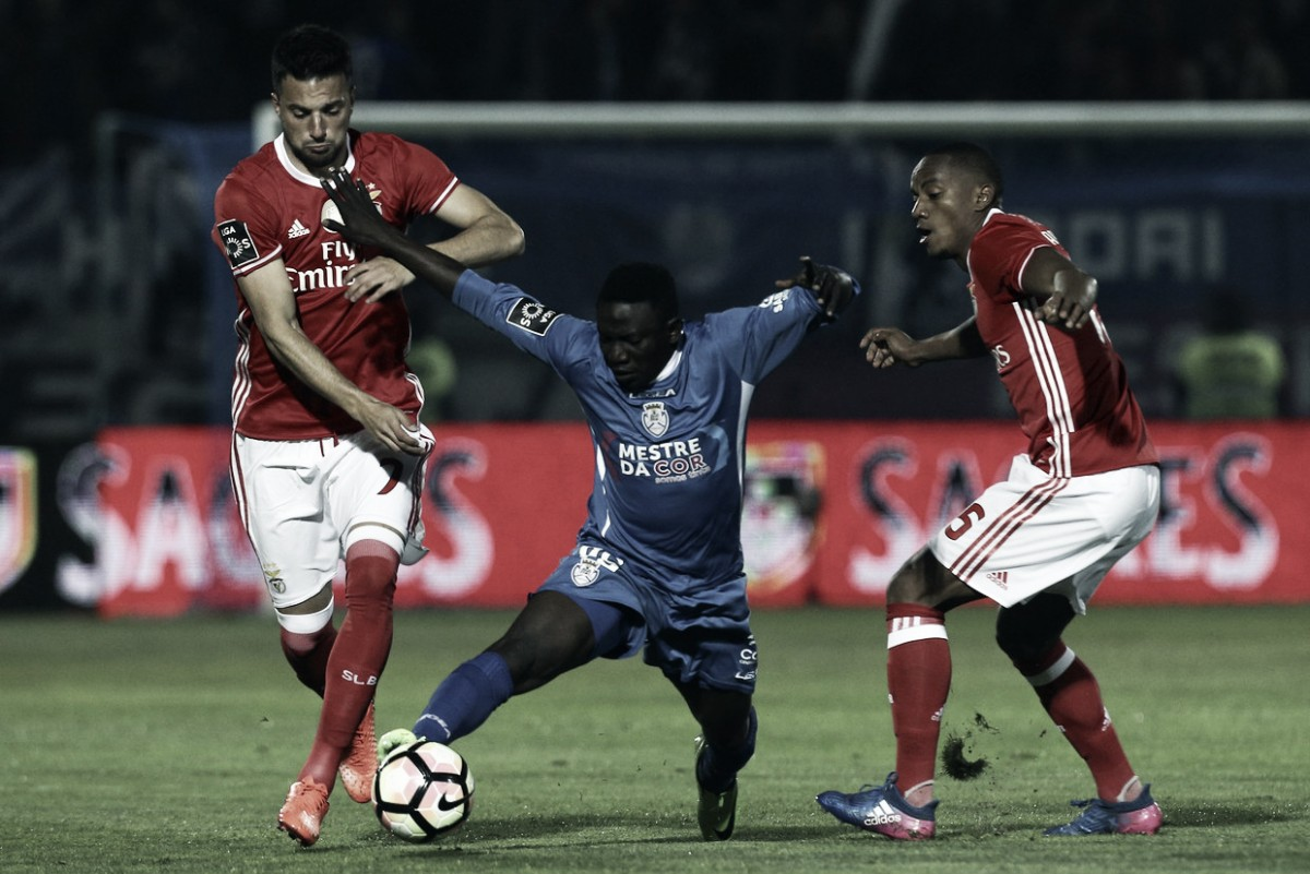Antevisão Feirense-Benfica