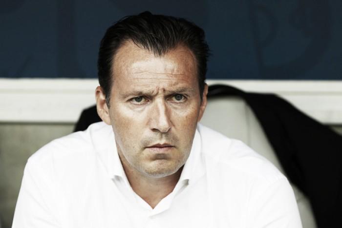 """Wilmots mantém cautela após vitória sobre Irlanda: """"Não nos classificamos"""""""