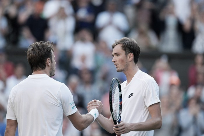Wimbledon, Wawrinka già fuori. Ok Cilic e Pouille, bene Seppi
