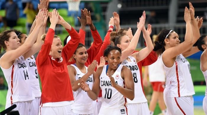 Rio 2016 - Basket femminile: il recap della terza giornata