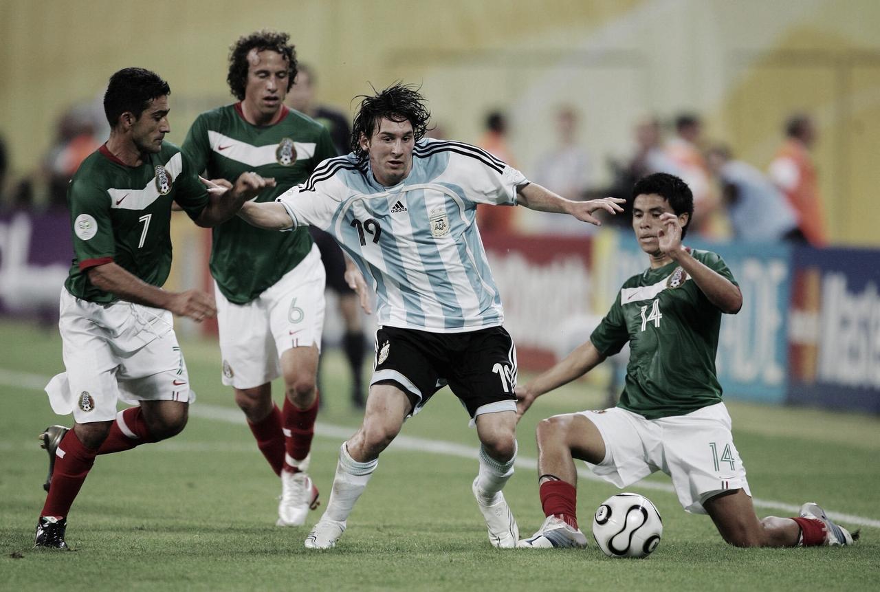 Lionel Messi elogia a la selección mexicana